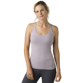 Prana Everyday Support Maglietta Donna, purple haze
